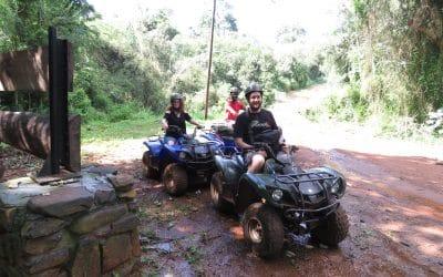 Having A Blast In The Iguazu Jungle