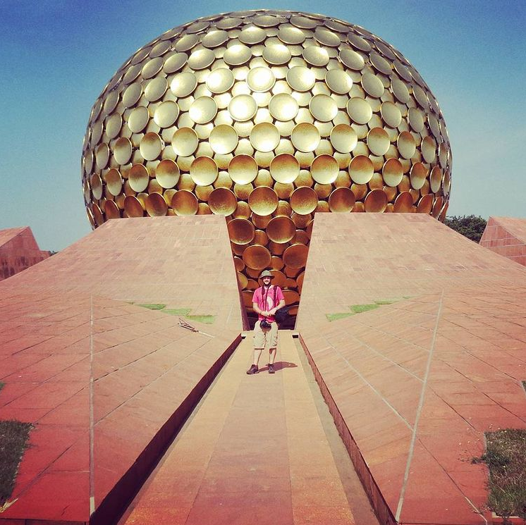 Matramindir India Auroville